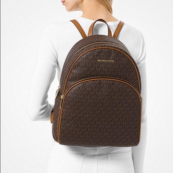 c71c2520f2cc Michael Kors Abbey LG backpack